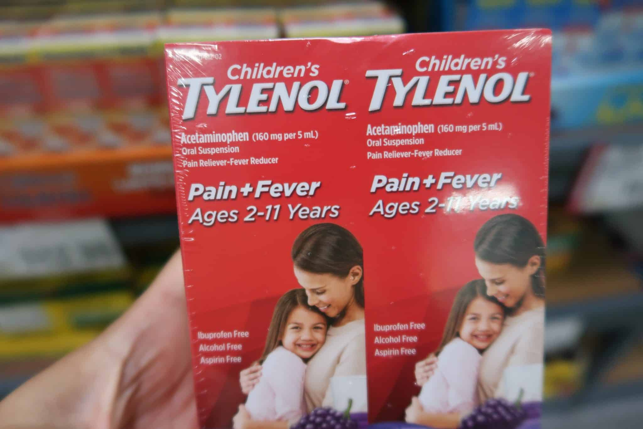 Children's Tylenol ONLY $3.24 ea. after Coupon Stacks