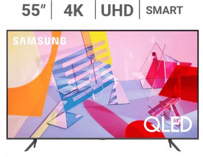 """Samsung 55"""" Q6DT QLED 4K UHD Smart TV"""