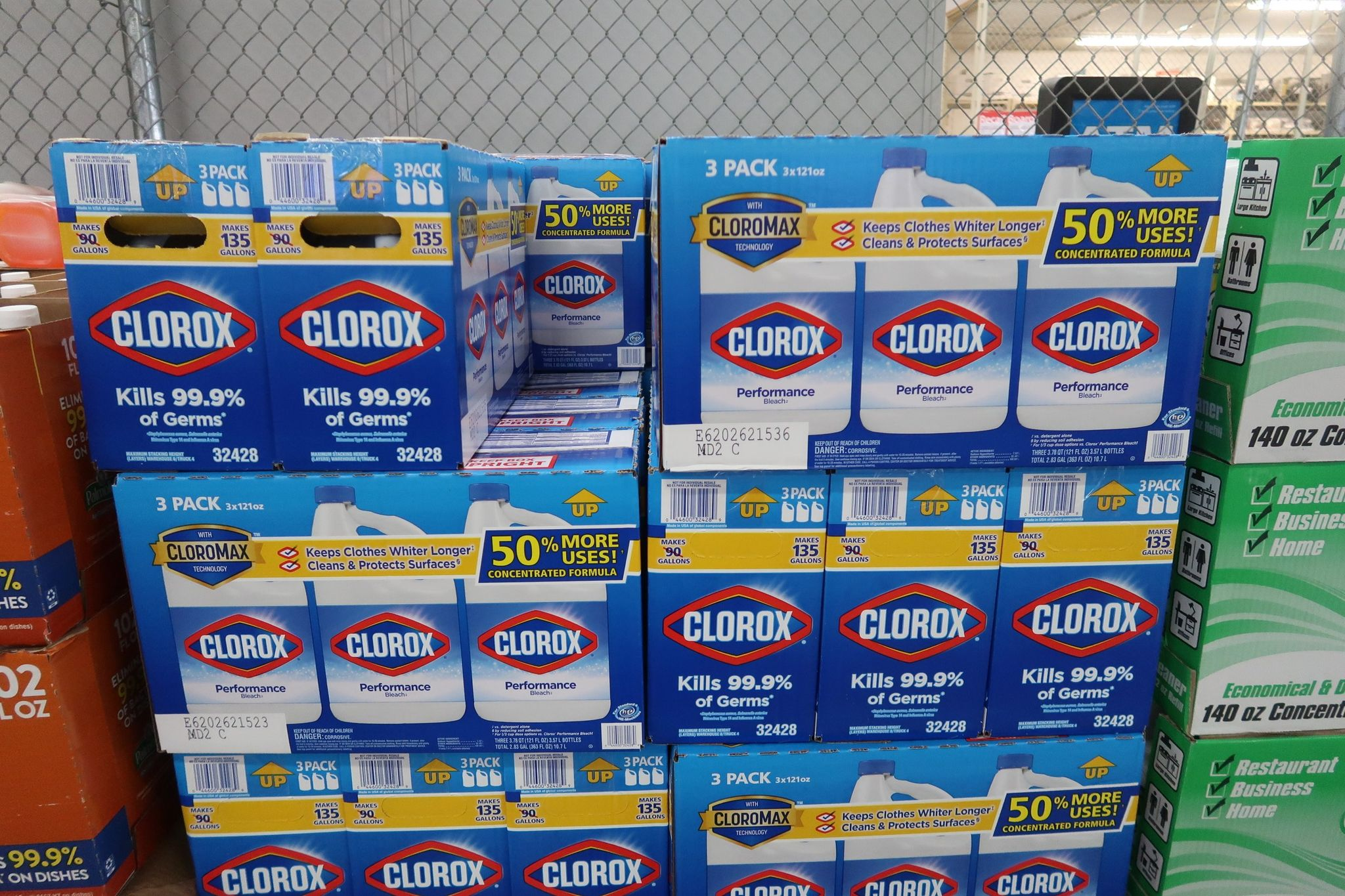 Back in Stock! Clorox Bleach & New Coupon