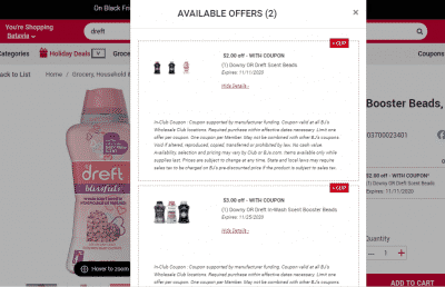 dreft beads coupons