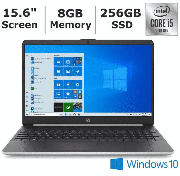 HP 15-dy1076nr Laptop $599.99