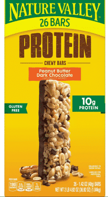 Nature Valley Peanut Butter Chocolate Protein Bars