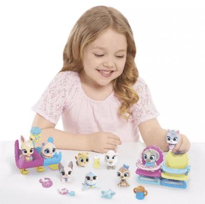Disney Junior T.O.T.S Deluxe Figure Packs