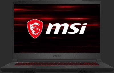 MSI GF65 Gaming Laptop