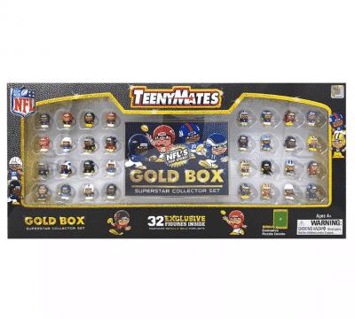 NFL TeenyMates Gold Box Superstar