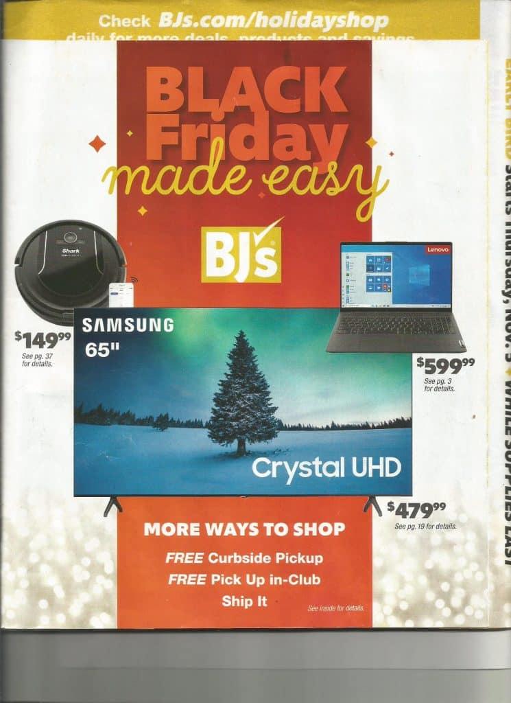 Bj S Wholesale Club Black Friday Ad 2020 My Bjs Wholesale Club