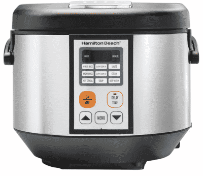 Hamilton beach 4.5 qt digital multi cooker