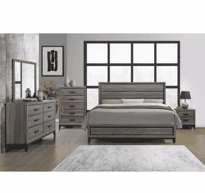 kate 5 pc bedroom set