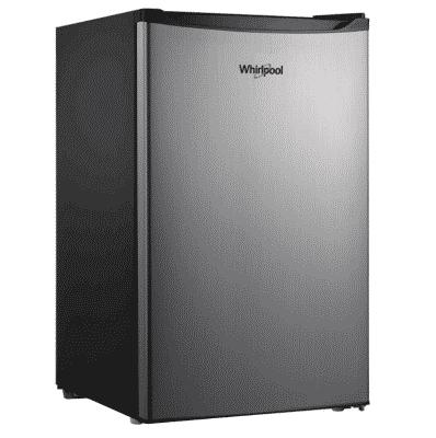 whirlpool mini fridge