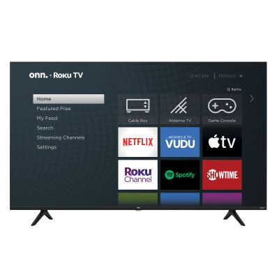 "Onn 65"" 4K LED Smart TV"