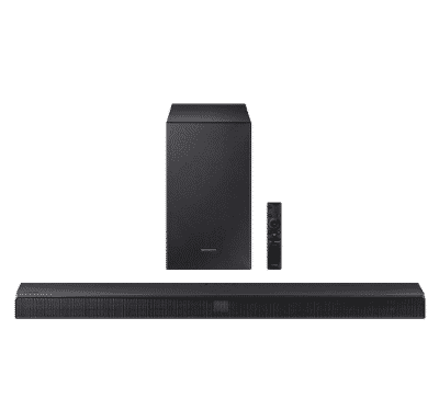 Samsung HW-T45C T Series 2.1 Channel Sound Bar