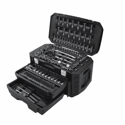 Hart Multiple Drive 215 Mechanics Tool Set