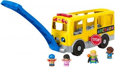 fisher price bus deal at bjs