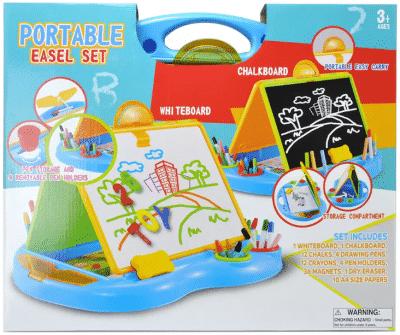 portable easel set