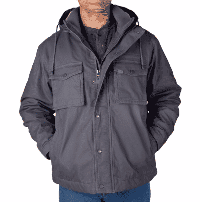 Smiths Sherpa Lined Jacket