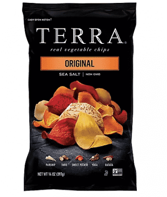 terra original veggie chips