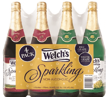 welches sparkling grape juice