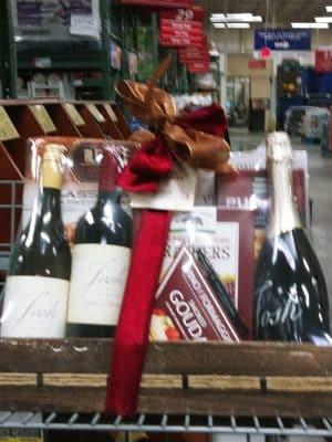 Josh 3 Bottle Holiday Gift Basket