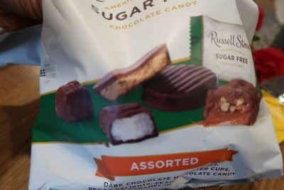 russell stover sugar free chocolate bjs