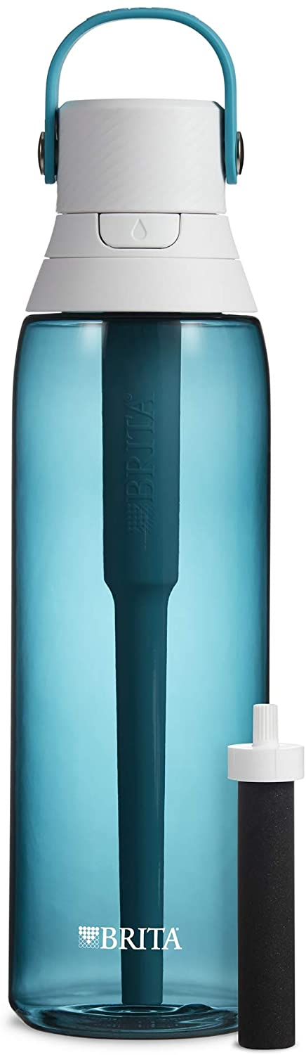 Save $7 on NEW Brita Water Bottle w Filters at BJs