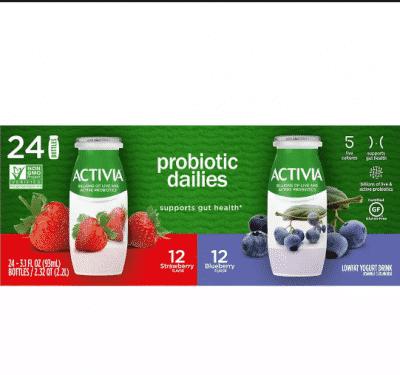 dannon prpbiotic smoothies