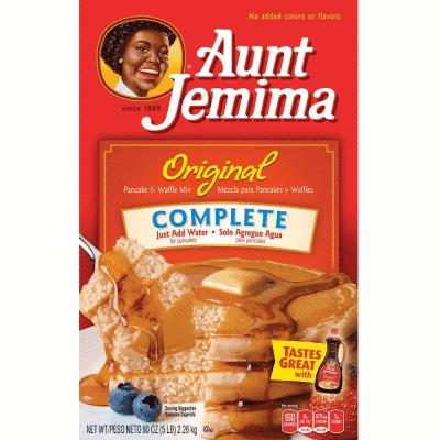January Jemima Original Pancake Mix