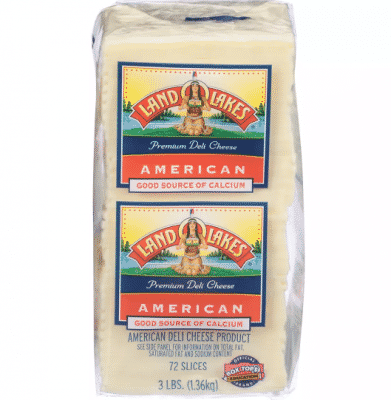 land o lakes american cheese