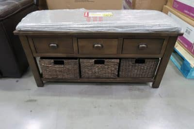 h20 cushioned bench clearance bjs