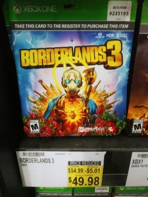 clearance video games bjs