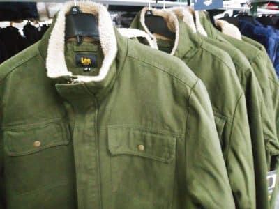 lee sherpa lined field jacket
