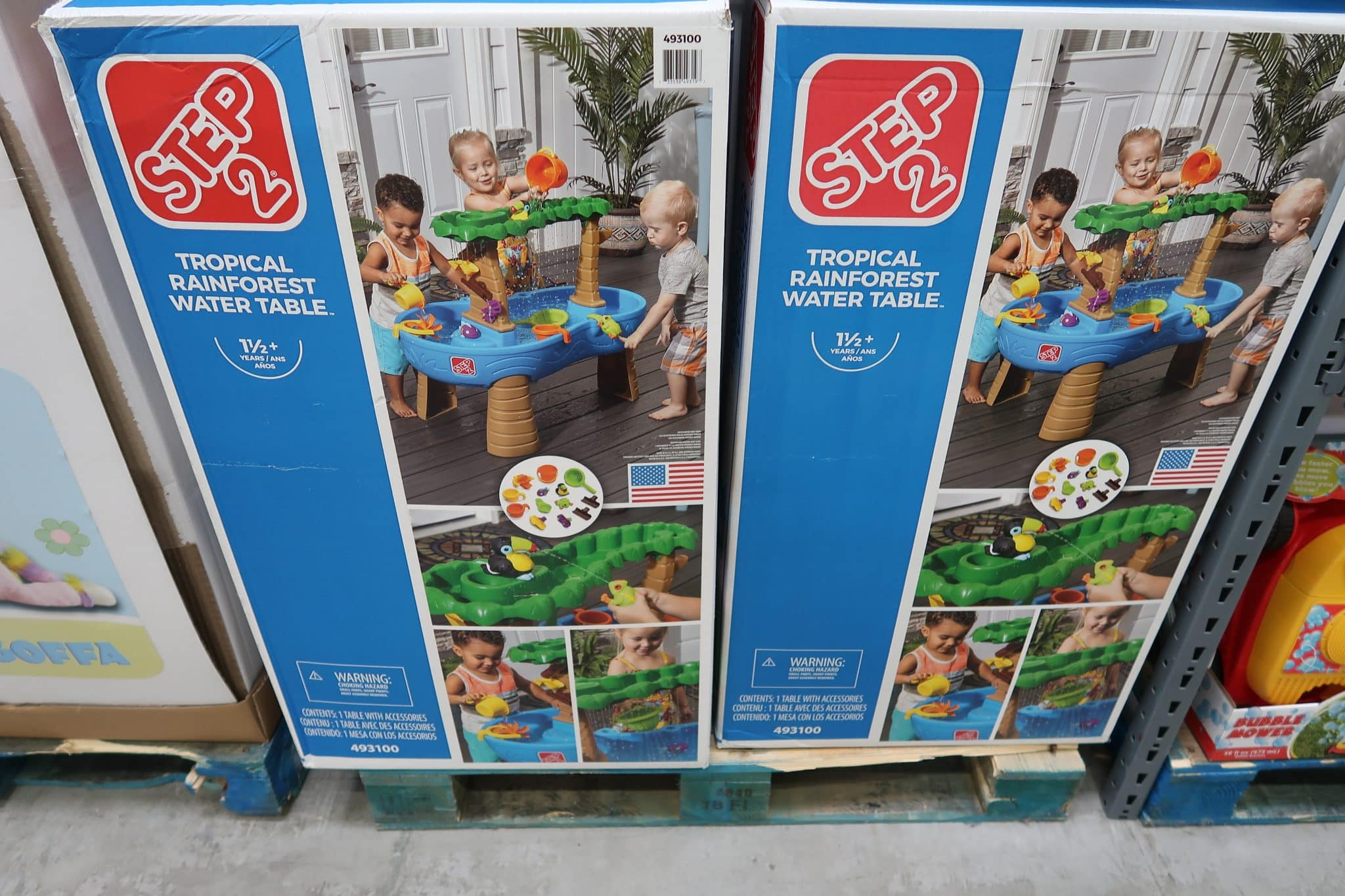 Step 2 Water Table $54.99 in Club & Online