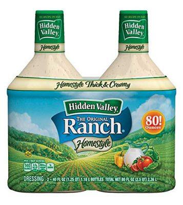 hidden valley ranch bjs