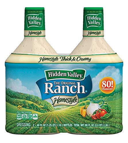 Great Coupon Stacking For Hidden Valley Ranch!