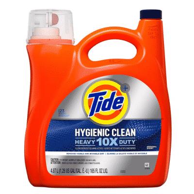 tide hygienic detergent