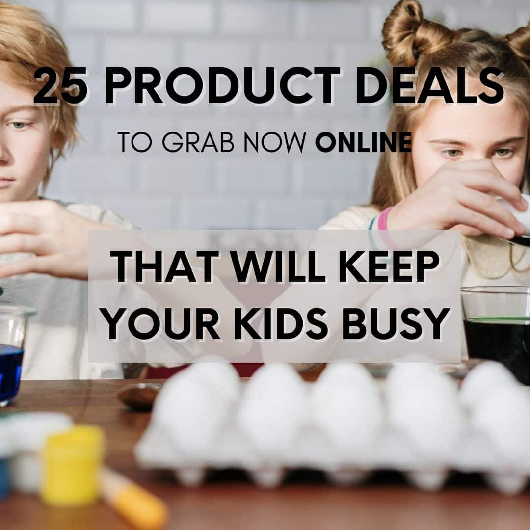 25 Products You Can Buy Now to Keep Kids Creative & Busy