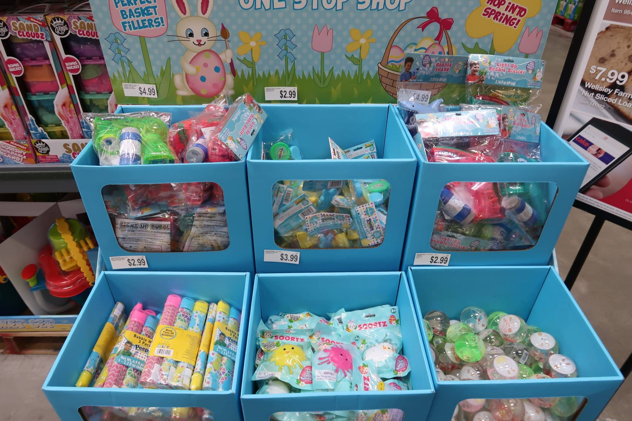Easter Toys Out at BJs for 2021
