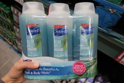 suave body wash coupon deal