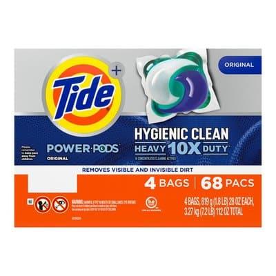 tide hygience pods