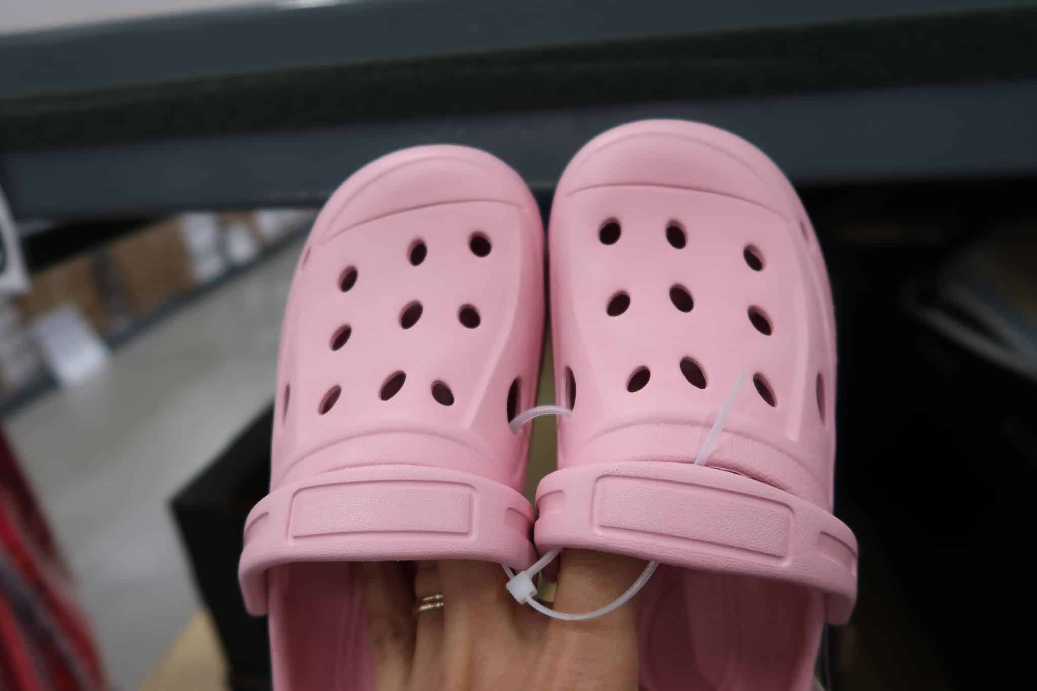 BJs Brand Crocs? Price is YES!