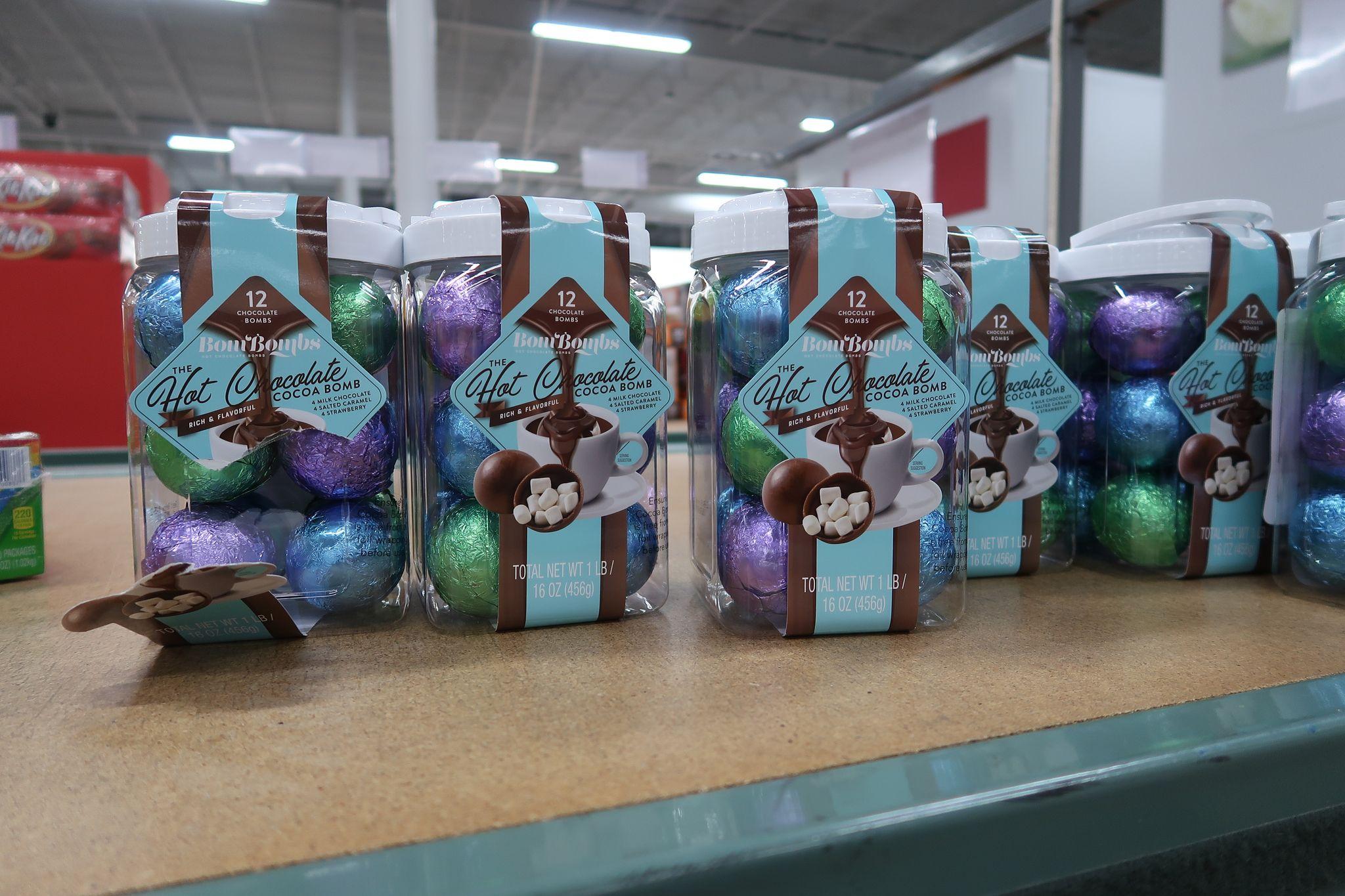 Popular Hot Cocoa Bombs at BJs $17.99