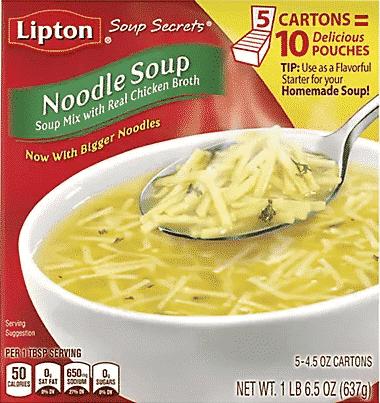 Save $1.50 on Lipton Soup & Get FREE Sour Cream