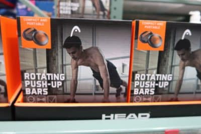 rotating push up cups