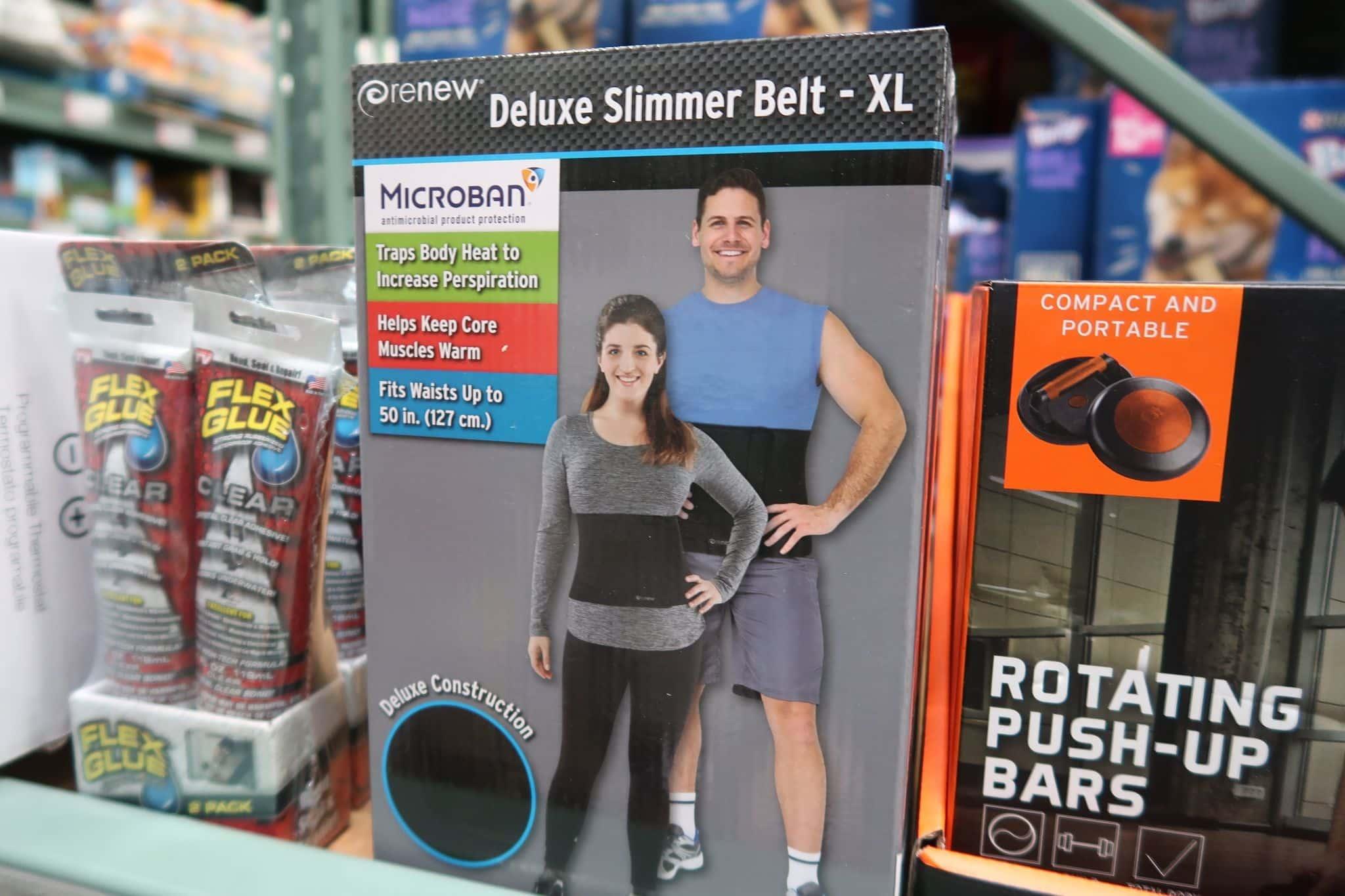 Renew Deluxe Slimmer Belt XL $5.98