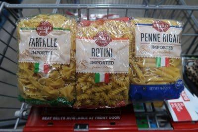 wellsley farms pasta variety pack