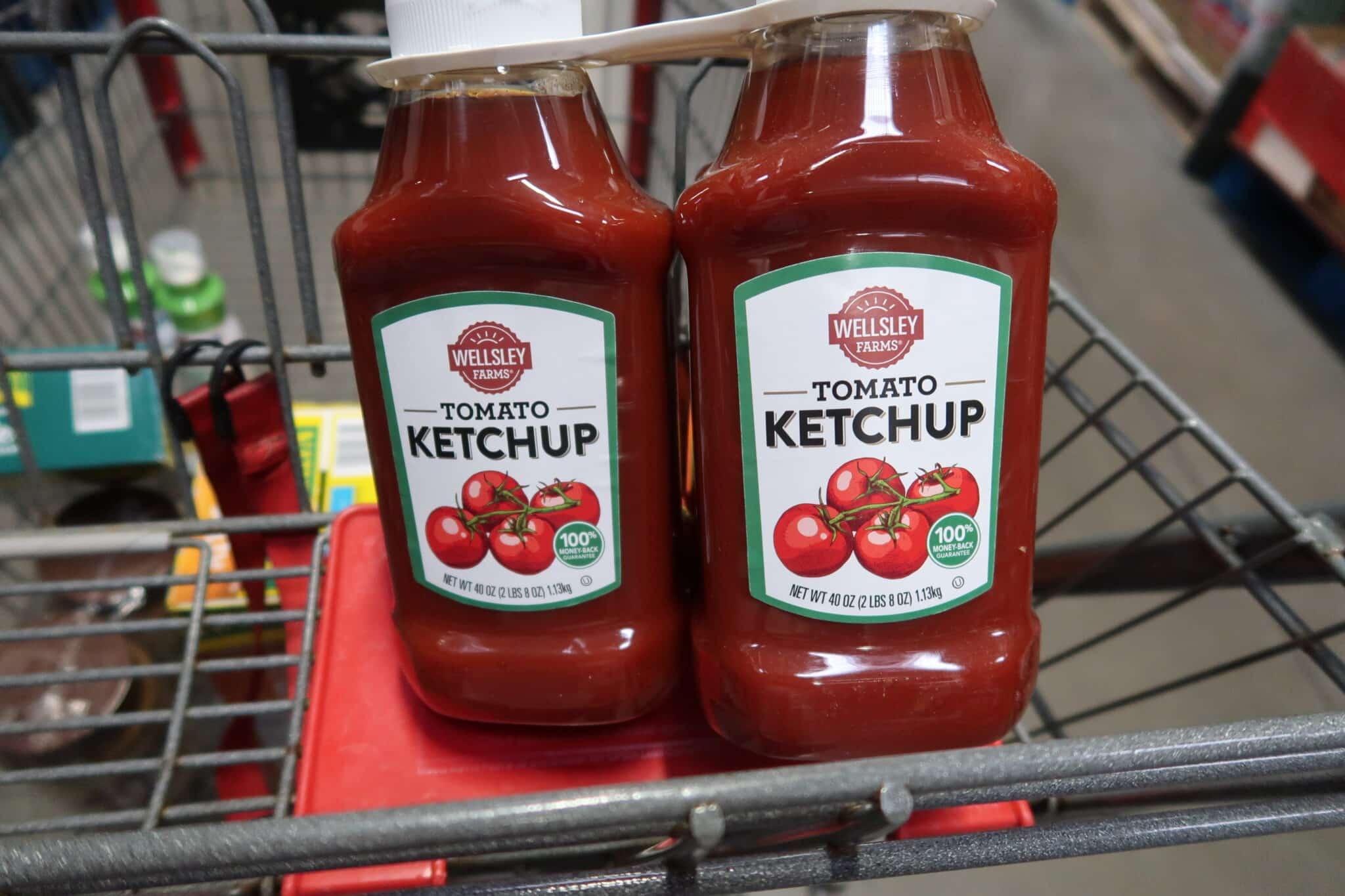 *NEW* Wellsley Farms Ketchup 3pk $5.99